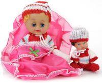 """Кукла """"Мама с ребенком"""" (в конверте; с аксессуарами)"""