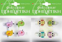 """Набор прищепок декоративных """"Птички"""""""