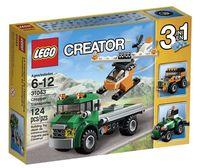 "LEGO Creator ""Перевозчик вертолета"""