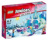 """LEGO Juniors """"Игровая площадка Эльзы и Анны"""""""