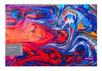 """Папка-конверт """"Color Storm"""" (А4)"""