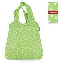 """Сумка-шоппер """"Mini Maxi. Spots Green"""""""