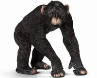 """Фигурка """"Самец шимпанзе"""" (5,5 см)"""
