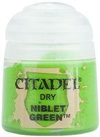 """Краска акриловая """"Citadel Dry"""" (niblet green; 12 мл)"""