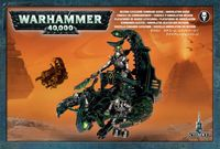 Warhammer 40.000. Necrons. Catacomb Command Barge/Annihilation Barge (49-12)