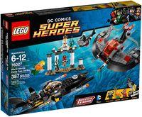 """LEGO Super Heroes """"Глубоководная атака Черного Манта"""""""
