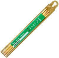 Спицы для вязания чулочные (бамбук; 3.5 мм; 5 шт.)