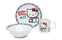 "Набор для завтрака ""Hello Kitty Tomato"" (3 предмета)"
