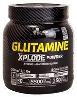 """Л-глютамин """"Xplode Powder"""" (500 г; апельсин)"""