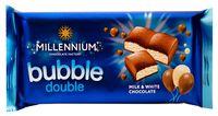 "Шоколад молочный ""Millennium. Bubble Double"" (70 г)"