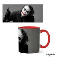 """Кружка """"Джокер из вселенной DC"""" (арт. 600, красная)"""