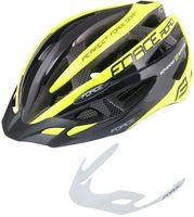 """Шлем велосипедный """"Road Junior"""" (черно-салатовый; арт. 902603)"""