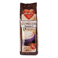 """Напиток кофейный растворимый """"Hearts cappuccino. Сaramel"""" (1 кг)"""