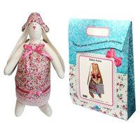 """Подарочный набор для шитья из ткани """"Кукла. Зайка Зоя"""""""