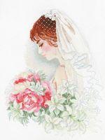 """Набор для вышивания """"Невеста"""" (300х400 мм)"""