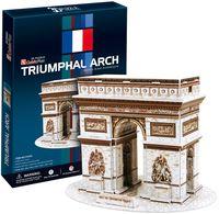 """Сборная модель из картона """"Триумфальная арка"""""""