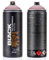 """Краска аэрозольная """"Black. Plum"""" (розовая; 400 мл)"""