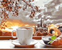 "Картина по номерам ""Завтрак"" (400х500 мм)"