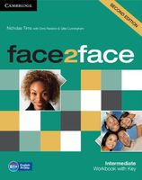 Face2Face. Intermediate. Workbook with Key