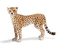 "Фигурка ""Самка гепарда"" (6 см)"