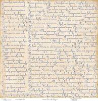 Бумага для скрапбукинга (арт. FLEER093)