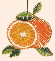 """Набор для бисероплетения """"Апельсин"""""""