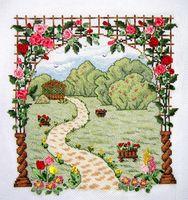 """Набор для вышивания """"Любимый сад"""""""
