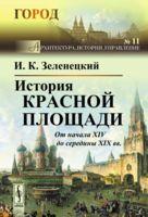 История Красной площади. От начала XIV до середины XIX вв.