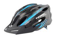 """Шлем велосипедный """"Ventiqo"""" (L; чёрно-синий; арт. Q090353L)"""