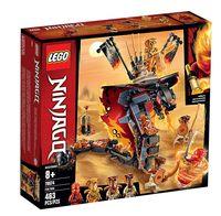 """LEGO Ninjago """"Огненный кинжал"""""""