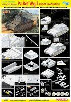 "Бронированная командно-штабная машина ""Sd.Kfz.265 kleiner Pz.Bef.Wg.I Initial Production"" (масштаб:1/35)"