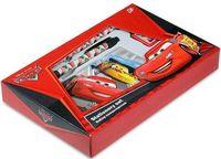 """Набор канцелярский """"Cars"""" в подарочной коробке (красный)"""