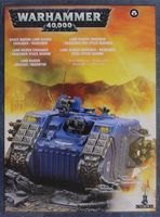 Warhammer 40.000. Space Marines. Land Raider Crusader/Redeemer (48-30)