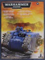 Warhammer 40.000. Space Marines. Land Raider Crusader/Redeemer (48-30)
