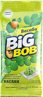 "Арахис в глазури ""Big Bob. Со вкусом васаби"" (60 г)"