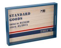 Поднос деревянный (400х280х45 см)