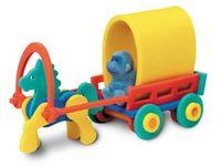 """Развивающая игрушка """"Повозка"""""""