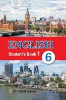 Английский язык. 6 класс. Повышенный уровень. В 2-ух частях. Часть 1 (+ CD)
