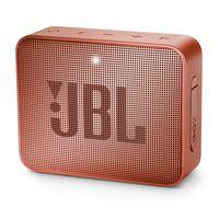 Колонка беспроводная JBL GO 2 (коричневая)