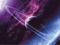 """Картина по номерам """"Рождение звезды"""" (400х500 мм)"""