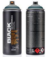 """Краска аэрозольная """"Black. Riffs"""" (зеленая; 400 мл)"""