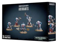 Warhammer 40.000. Genestealer Cults. Aberrants (51-60)