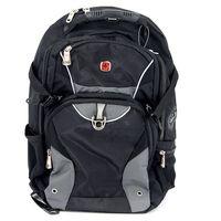 Рюкзак Wenger (32 л; чёрно-серый)