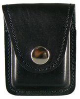 Чехол для широкой зажигалки Zippo (черный)