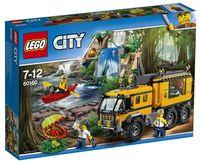 """LEGO City """"Передвижная лаборатория в джунглях"""""""
