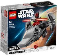 """LEGO Star Wars """"Микрофайтеры: Корабль-лазутчик ситхов"""""""