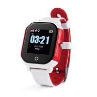 Умные часы Wonlex GW700s (бело-красные)
