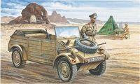 """Автомобиль """"Kubelwagen 82"""" (масштаб: 1/35)"""