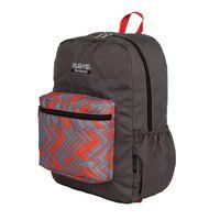 Рюкзак П2199 (15 л; серо-оранжевый)