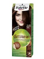 """Крем-краска для волос """"Фитолиния"""" тон: 3-65, шоколадный мокко"""